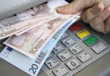 Geldautomat in der Nähe