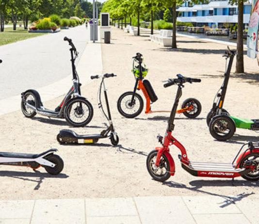 E Scooter Versicherung