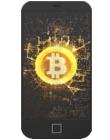 Blockchain Mobiltelefon QuickX