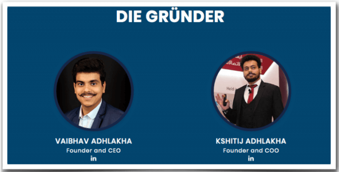 QuickX-Gründer-Kshitij-Adhlakha-Vaibhav