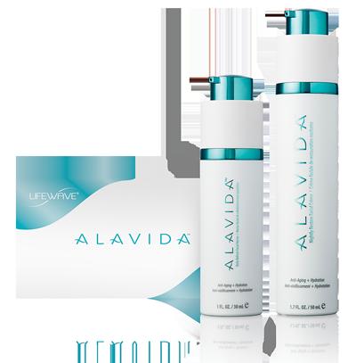 Lifewave Alavida Set