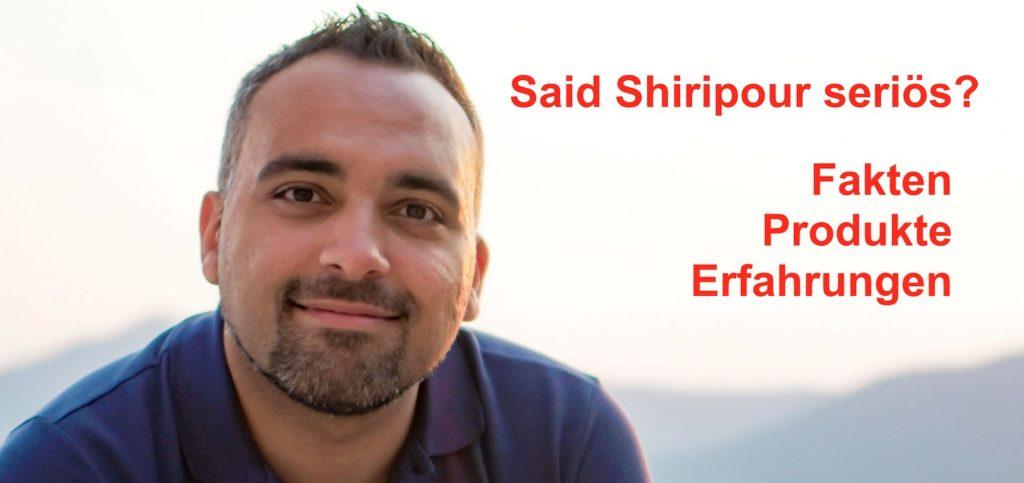 Said Shiripour